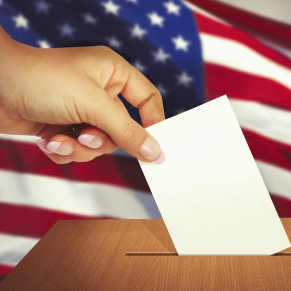 WTF: Now You Can Register to Vote With Twitter
