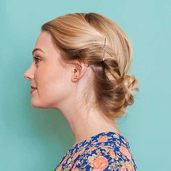 Here's How to Style the Most Versatile Bun Ever