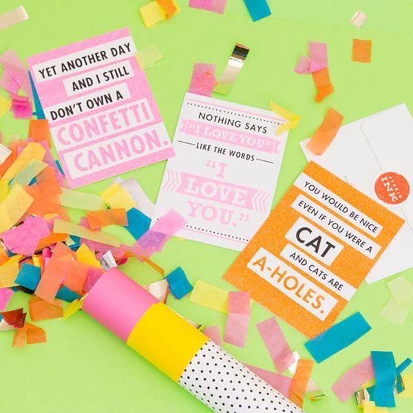 Dreams Do Come True — You CAN Own (and Make!) a Confetti Cannon