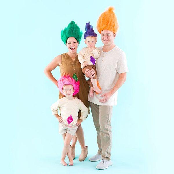 These Family Halloween Costumes Will Create Major Neighborhood Jealousy