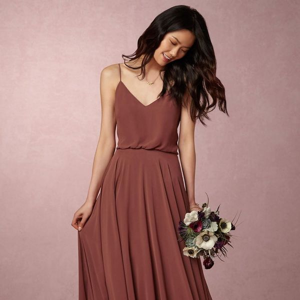 21 Unexpected Colors for Fall Bridesmaids to Rock This Season