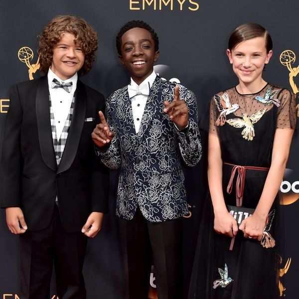 See the Stranger Things Kids Dance in a Super Funky Emmy Performance