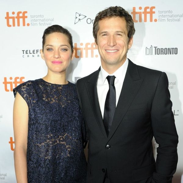 Marion Cotillard's Baby Daddy Just Broke His Silence on the Brangelina Scandal