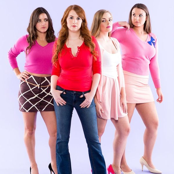 This Mean Girls Group Costume Is Perfect for Your Group of Bad Bitches