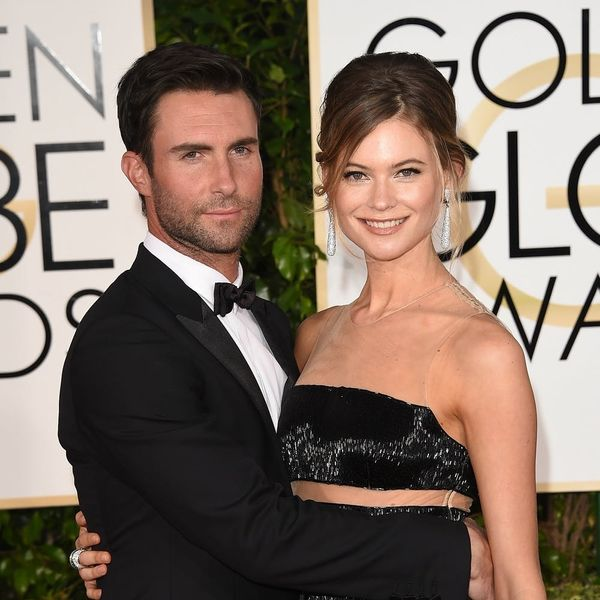 See the First Picture of Behati Prinsloo and Adam Levine's Baby Girl Dusty Rose