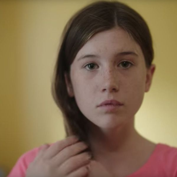 Hillary Clinton's New Ad Shows How a Trump Presidency Could Hurt Girls