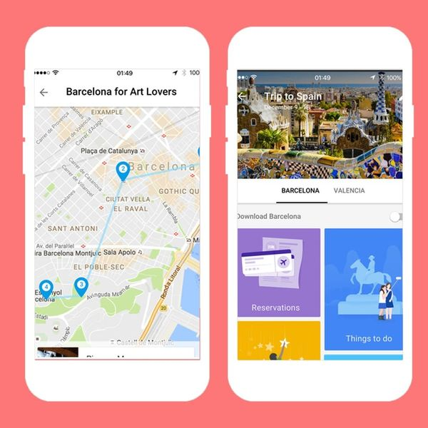 Google's New Travel App+ 4 More Apps to Celebrate Fall