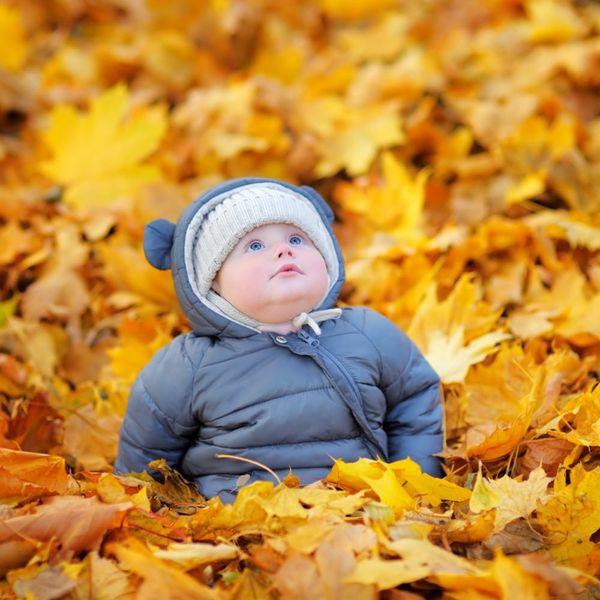 14 Unusual Autumn Baby Names You'll Totally Fall For