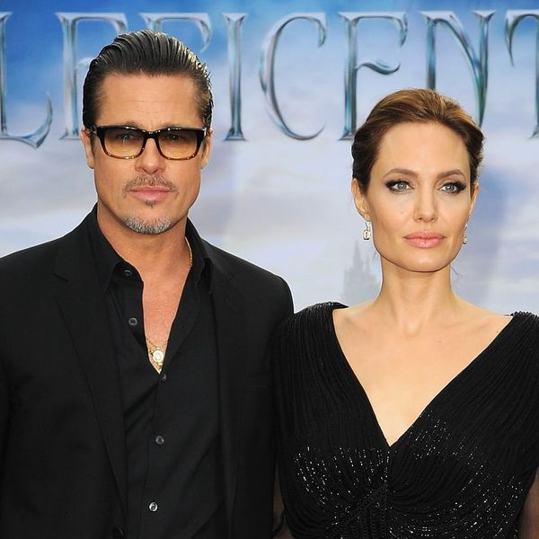The Fight That Sparked Brad and Angelina's Split Was Reportedly Caught on Video