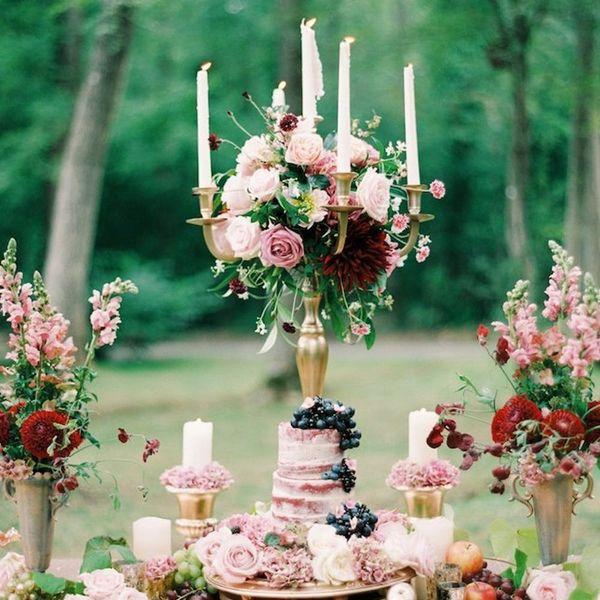 22 Gorgeous Ideas for a Modern Woodland Wedding