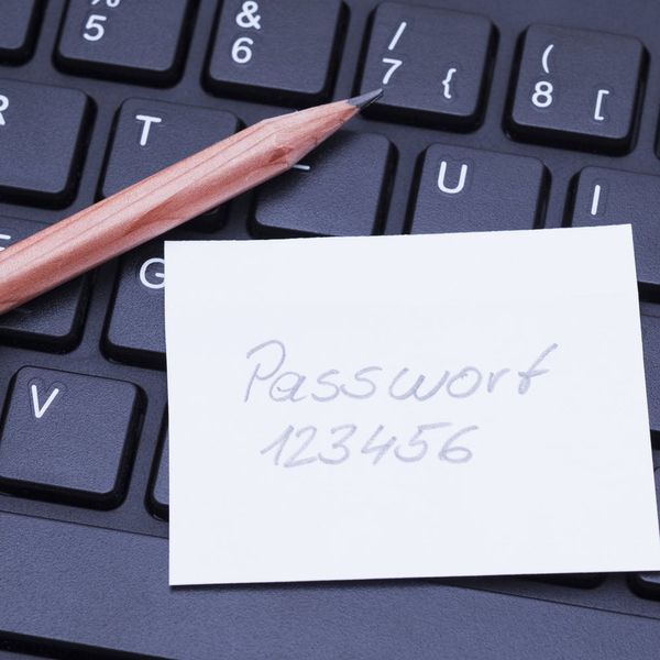 Don't Use These 25 Passwords If You Don't Want to Get Hacked