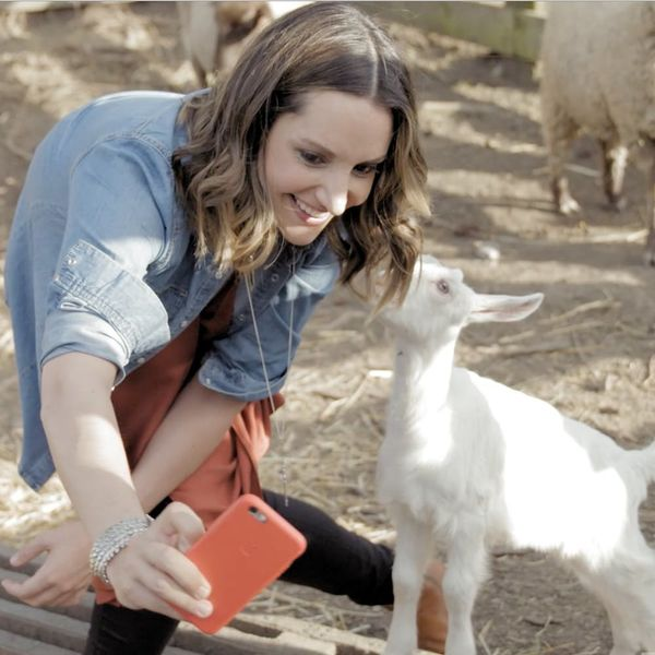 We Learned How to Run a Farm, and Now We Want a Baby Goat