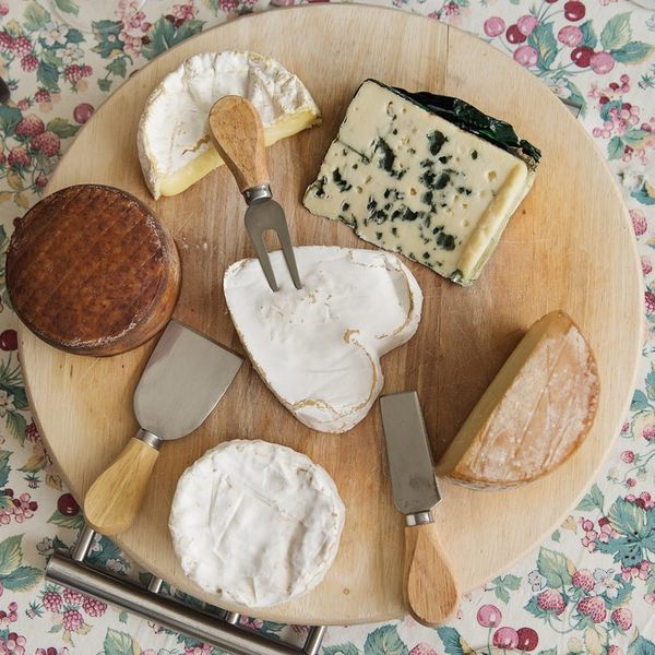 What This New Study Says About Cheese Is Going to Make Your Week