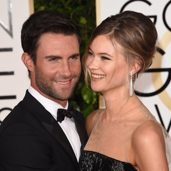 Congrats! Adam Levine and Behati Prinsloo Just Welcomed Their Baby Girl into the World