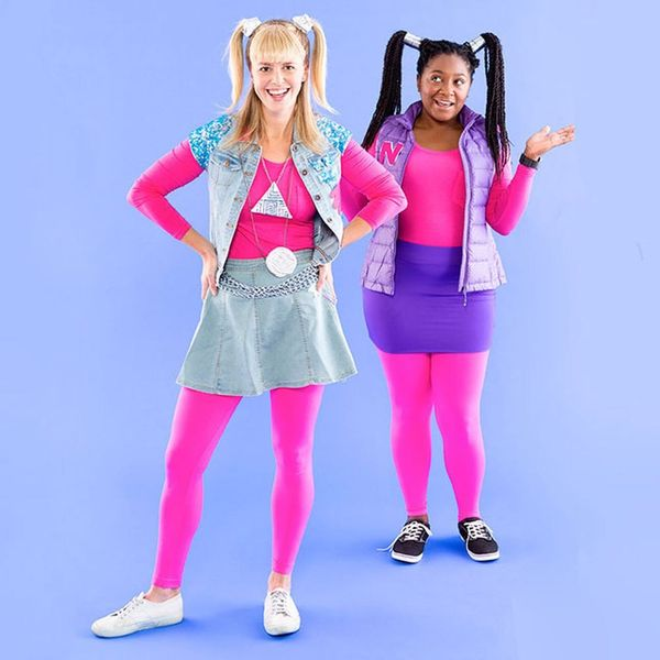 Blast Off to the 21st Century With This BFF Zenon Costume