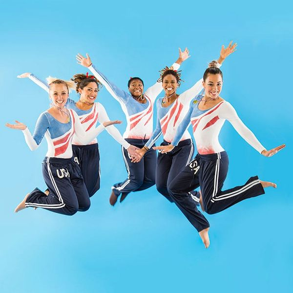 Win the Olympic Gold Medal With This Fab 5 Gymnastics Halloween Costume