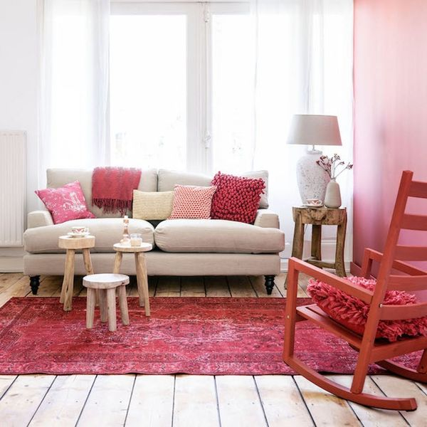 """How to Work the Pantone Palette """"Florabundant"""" into Your Home"""