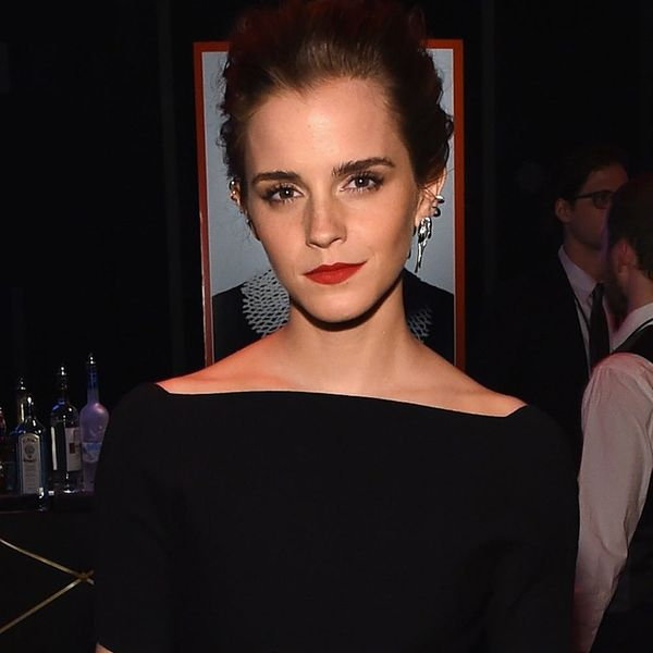 Here's Your First Look at Emma Watson As Beauty and the Beast's Belle