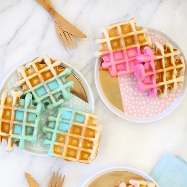 Brighten Things Up With These 13 Color Dipped Recipes