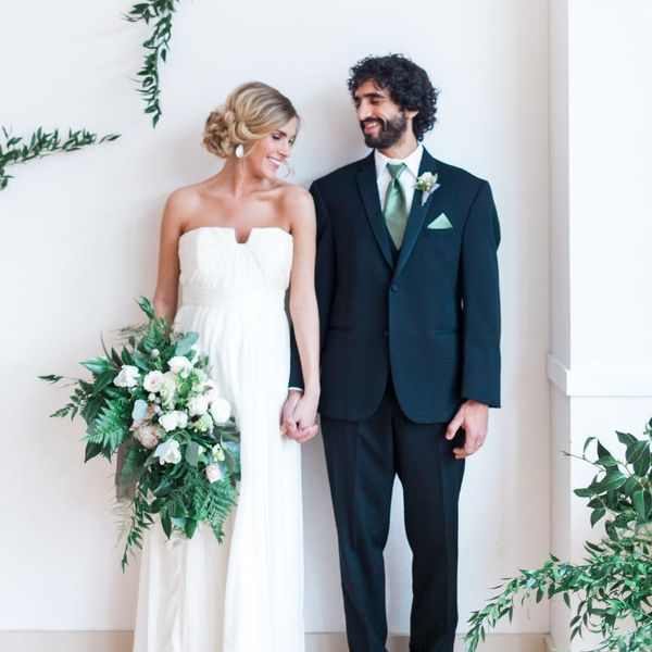 This Watercolor-Themed Wedding Is Seriously Swoon-Worthy