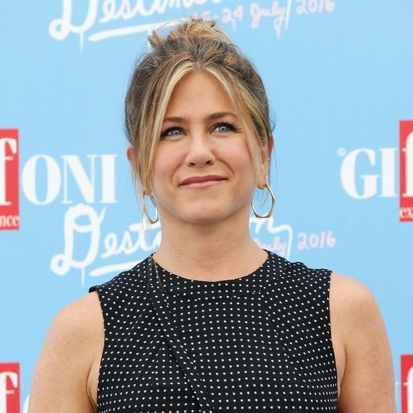 Jennifer Aniston's Reported Reaction to Brad and Angelina's Divorce Says a Lot About the Sitch