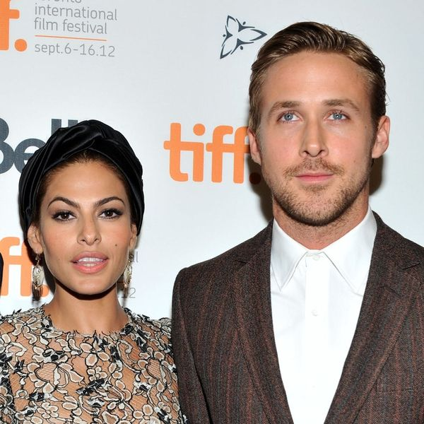 Ryan Gosling and Eva Mendes Had a Secret Wedding + Here Are the Deets