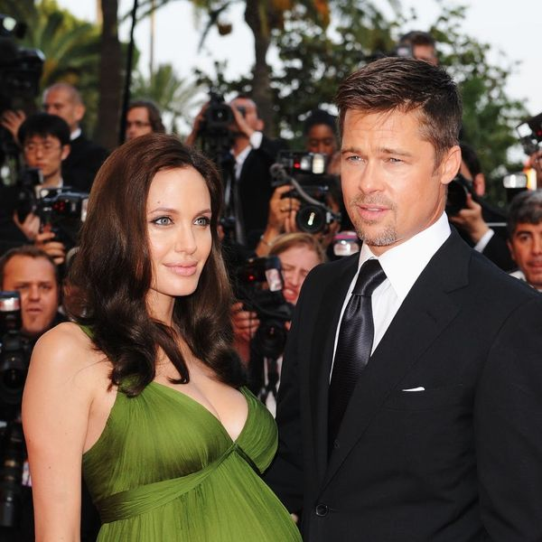A Look Back at Angelina Jolie and Brad Pitt on the Red Carpet