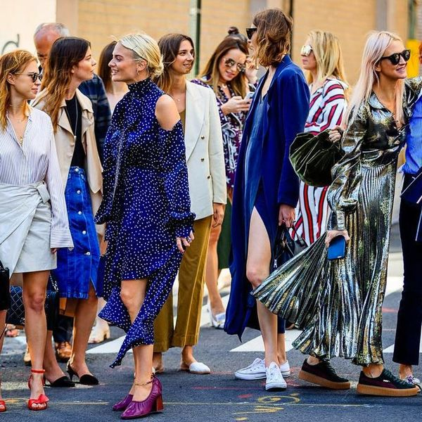 THESE Are the 9 Biggest It-Girl Street Style Trends at Fashion Week