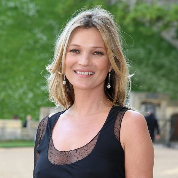 """Kate Moss Is Opening Her Own Talent Agency but """"Doesn't Want Pretty People"""""""