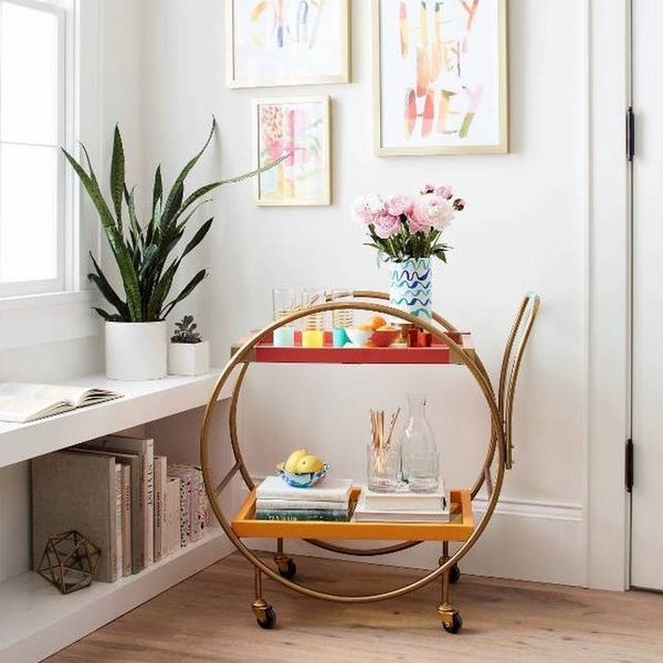 16 Bar Carts We Love from Our Favorite Bloggers