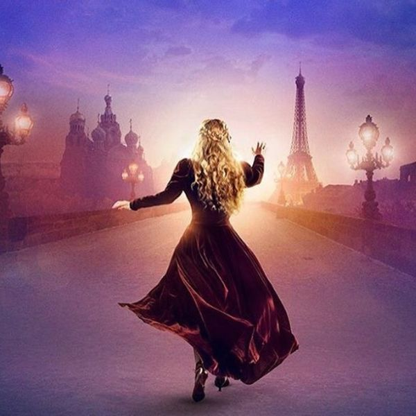 Here's Your First Look at the Whimsical Anastasia Musical