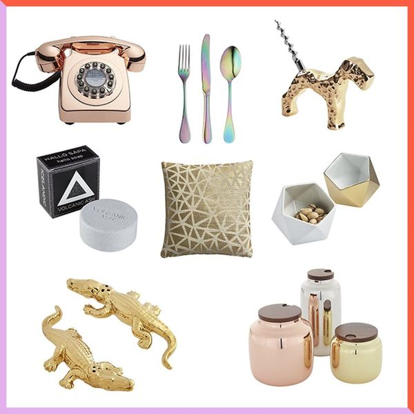 Dress Up Your Nest With These Fall Arrivals from CB2