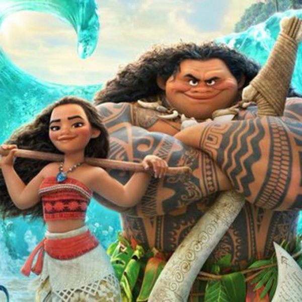 Disney's Moana Halloween Costume Is Causing Some Serious Controversy