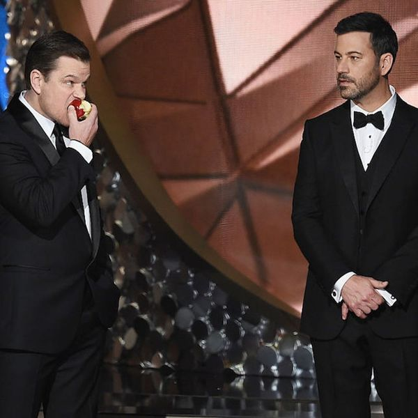 Morning Buzz! Matt Damon Crashing the Emmys to Roast Jimmy Kimmel for Losing Was EVERYTHING + More