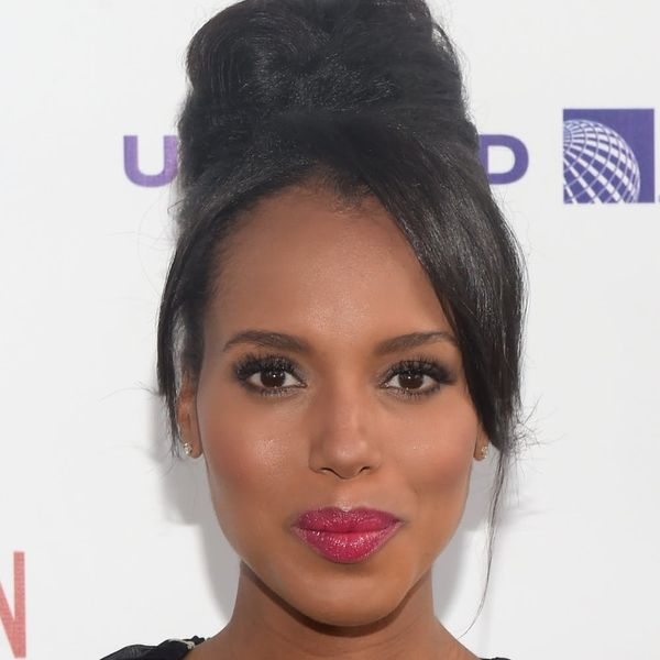 Kerry Washington Broke Every Pregnancy Fashion Rule at the Emmys (and Slayed)