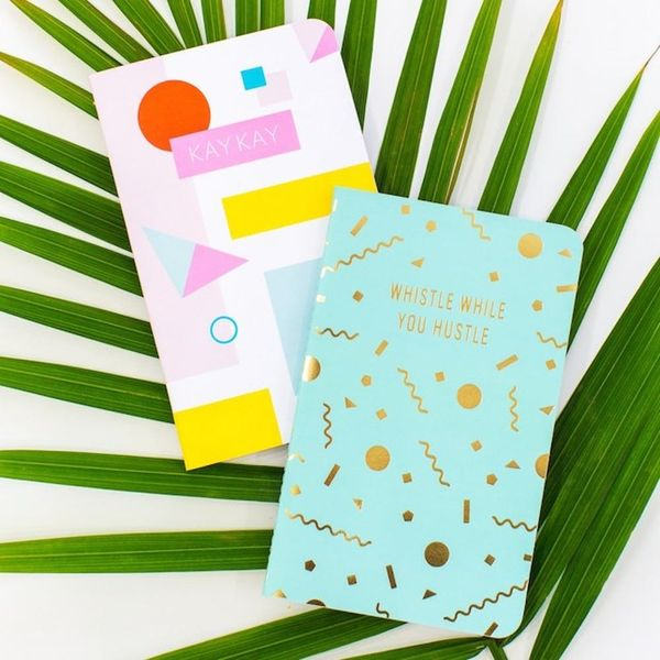 This Blogger's Stationery Collab Was *Made* for the '90s Kid