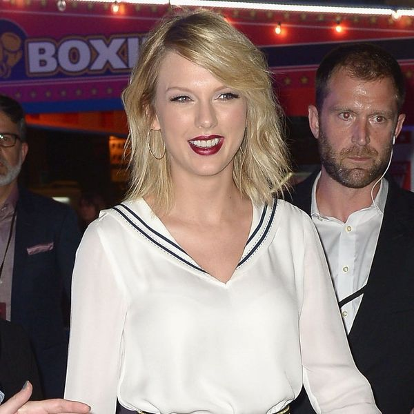 Taylor Swift and Calvin Harris May Be on Friendly Terms Again