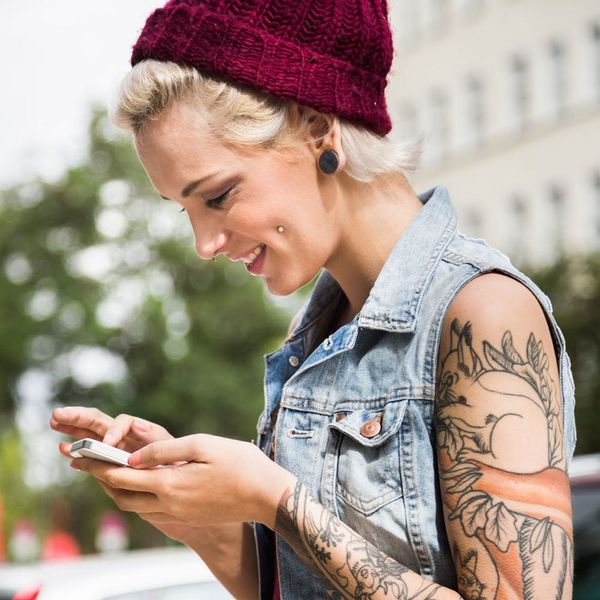 Here's How Having a Tattoo Can Actually HELP You Land a Job