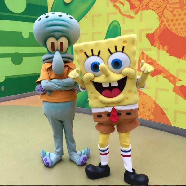 A New Nickelodeon Theme Park Is Happening and It's Going to Be Huge