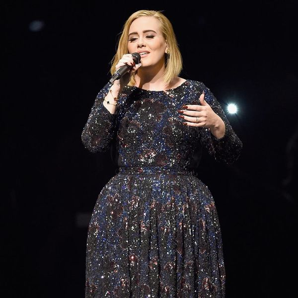 Cue the Tears: Adele Might Not Tour For Another 12 Years