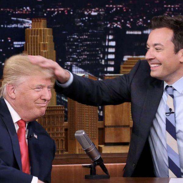 Nightly Newsy: Jimmy Fallon's Trump Hair Fiasco + More