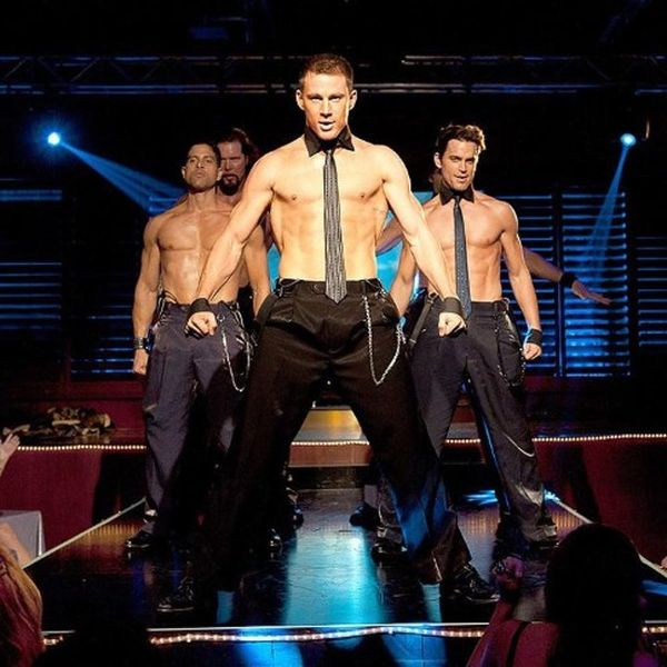 OMG! There's Now a Magic Mike-Like Brunch Spot