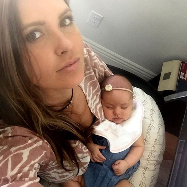 Morning Buzz! Audrina Patridge Says This Surprising Song Got Her Through Her Scary C-Section