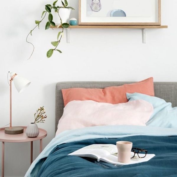 """How to Incorporate the """"At Ease"""" Pantone Color Palette into Your Home"""