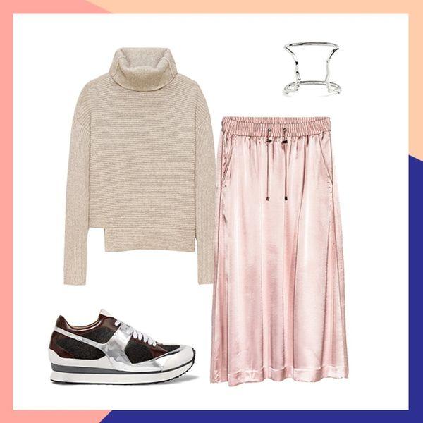 5 Non-Prissy Ways to Wear Pink