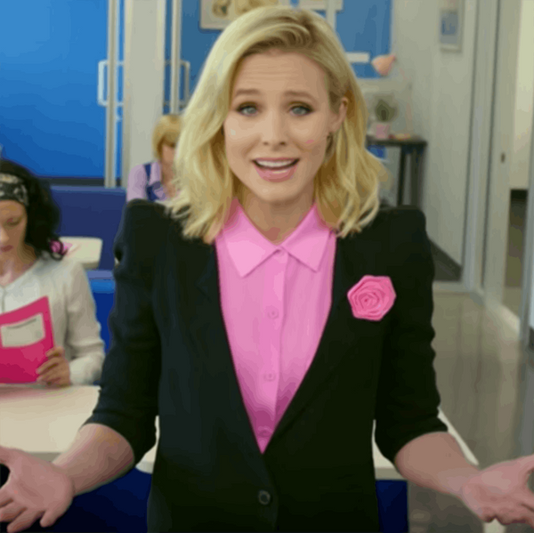 Watch Kristen Bell's Hilarious Takedown on Women's Workplace Struggles