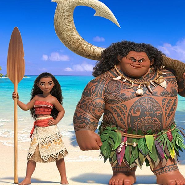 There's Something Unexpected in the New Trailer for Disney's Moana