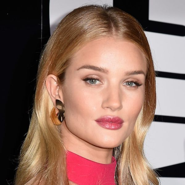 This Styling Hack from Rosie Huntington-Whiteley Will Change Your Entire Wardrobe