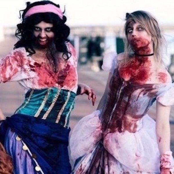 22 Chic Zombie Costumes to Dominate Halloween