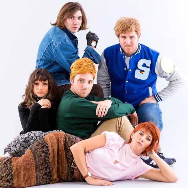 Head to Detention With This Breakfast Club Group Costume